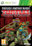Teenage Mutant Ninja Turtles: Mutants In Manhattan Xbox 360