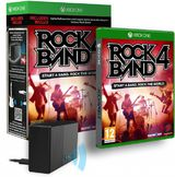Rock Band 4 + Legacy Adapter Xbox One