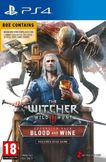 The Witcher 3 Wild Hunt: Blood and Wine PS4