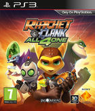 Ratchet & Clank All 4 One (eng) PS3