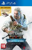 The Witcher 3 Wild Hunt - Hearts of Stone lisäosa PS4