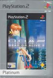 Dead or Alive 2 Platinum PS2