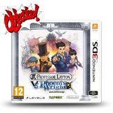 Professor Layton VS Phoenix Wright Ace Attorney 3DS