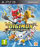 Digimon All-Star Rumble PS3