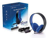 Silver Wired Stereo Headset 7.1 Sony