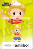 amiibo Super Smash Bros. Lucas Hahmo