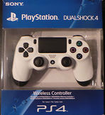 Dualshock 4 White PS4