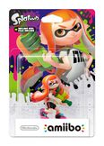 amiibo Splatoon Collection Inkling Girl hahmo
