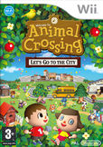Animal Crossing: Let´s Go to the City Selects Wii