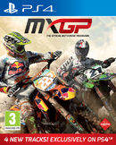 MXGP: The Official Motocross Videogame PS4
