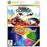 Burnout Paradise Ultimate & Trivial Pursuit Xbox 360