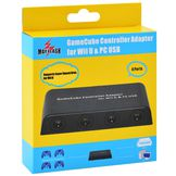 Wii U GameCube Controller adapter MAYFLASH