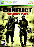 Conflict: Denied Ops Xbox 360