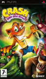 Crash Bandicoot: Mind Over Mutant Essentials PSP