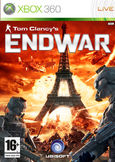 Tom Clancy`s EndWar Xbox 360