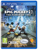 Epic Mickey 2: The Power of Two PS Vita