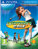 Everybody´s Golf PS Vita