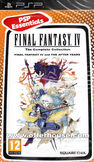 Final Fantasy IV Complete Collection Essentials PSP