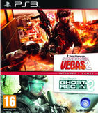 Ghost Recon Advanced Warfighter 2 & Rainbow Six Vegas 2 PS3