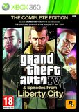 Grand Theft Auto IV Complete Xbox 360