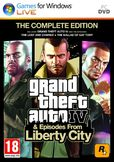 Grand Theft Auto IV Complete PC