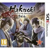 Hakuoki: Memories of the Shinsengumi 3DS