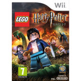 LEGO Harry Potter: Years 5-7 Wii