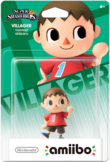 amiibo Super Smash Bros. Villager hahmo