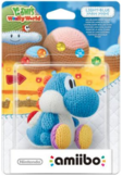 amiibo Yarn Yoshi Light Blue hahmo