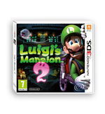 Luigis Mansion 2 3DS