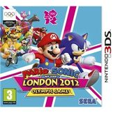 Mario & Sonic London 2012 Olympic Games 3DS