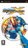 Megaman Maverick Hunter X PSP