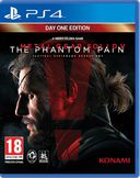 Metal Gear Solid 5: The Phantom Pain PS4