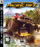 MotorStorm 2: Pacific Rift Platinum PS3