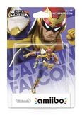 amiibo Super Smash Bros. Captain Falcon hahmo