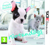 Nintendogs and Cats 3D: French Bulldog 3DS