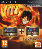 One Piece Pirate Warriors 1 + 2 Double Pack PS3