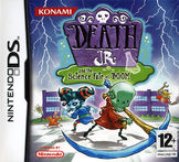 Death Jr. and the Science Fair of Doom Nintendo DS