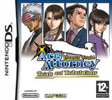 Phoenix Wright Ace Attorney: Trials and Tribulations Nintendo DS