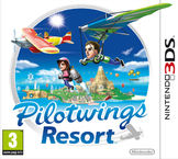Pilot Wings Resort 3DS