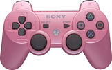 Dualshock 3 Candy Pink Sony PS3