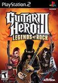Guitar Hero 3: Legends of Rock PS2