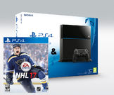 Playstation 4 1Tb + NHL 17