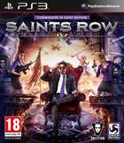 Saints Row IV: Commander In Chief Edition PS3