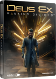 Deus Ex: Mankind Divided Steelbook Edition  Xbox One