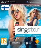 Singstar Suomihitit PS3