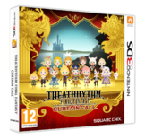 Theatrhythm Final Fantasy Curtain Call 3DS