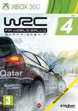 WRC 4: FIA World Rally Championship Xbox 360