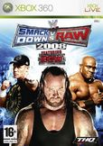 WWE Smackdown vs Raw 2008 Xbox 360