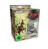 The Legend of Zelda: Twilight Princess Wii U + Wolf Link amiibo & Soundtrack